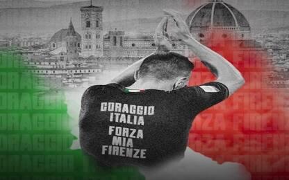 """Ribery: """"Coraggio Italia, insieme ne usciremo"""""""