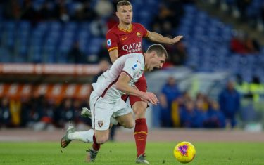 belotti dzeko getty