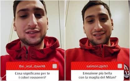 """Donnarumma: """"Amo il Milan da sempre, darò tutto"""""""