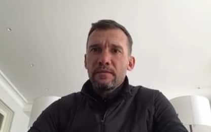"""Shevchenko: """"Voglio allenare il Milan in futuro"""""""