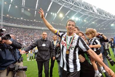 #SkySportYou, Serie A nostalgia: tocca a Del Piero