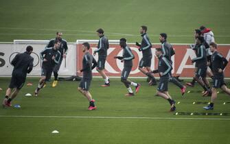 Champions League, allenamento Juventus prima della partenza per Lione
