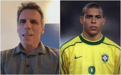 """Zola: """"Solo Ronaldo si è avvicinato a Maradona"""""""