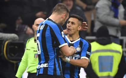 Inter: certezza De Vrij, Sanchez la delusione