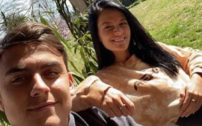 """Fidanzata Dybala: """"Paulo non può ancora allenarsi"""""""