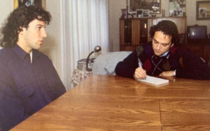 Alex Del Piero intervistato da Matteo Marani