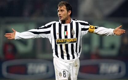 Conte, 16 anni fa l'addio al calcio in Inter-Juve