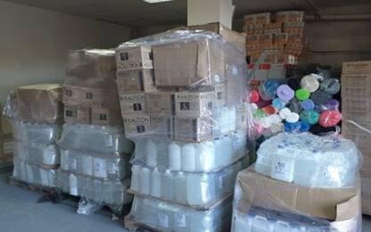 Lautaro, maxi-donazione agli ospedali argentini