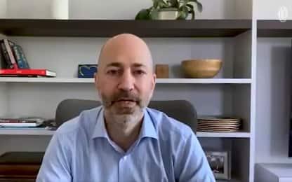 """Gazidis: """"Priorità salute, ripartiremo compatti"""""""
