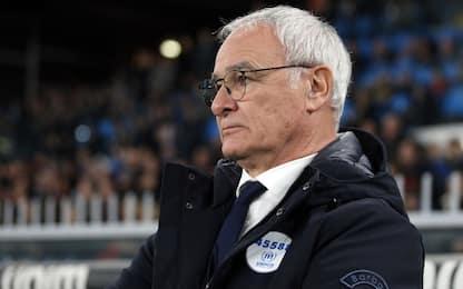 """Ranieri: """"Italia in guerra, il calcio aspetterà"""""""
