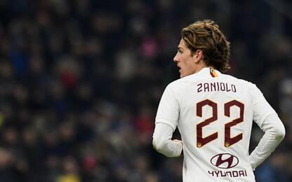 """Zaniolo: """"La Roma è tutto, il mio futuro è qui"""""""