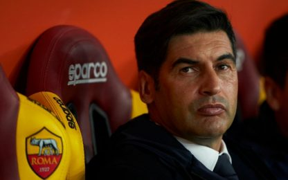 Roma-Fonseca, addio a fine stagione: è ufficiale