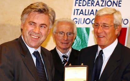 Lippi-Ancelotti&Co, i più famosi mister anni 2000