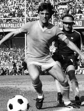 """anni '80Rudolf Jozef """"Ruud"""" Krol (Amsterdam, 24 marzo 1949) è un allenatore di calcio ed ex calciatore olandese, di ruolo difensore.nella foto: Krol Ruud"""