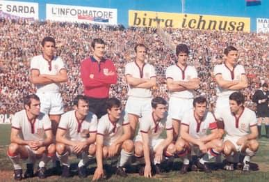 Cagliari, una favola lunga 50 anni