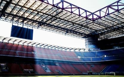 Milan-Juve a San Siro: prima volta per le donne