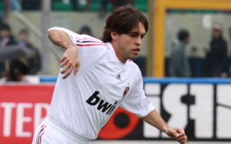 CATANIA-MILAN Campionato tim serie A 2008-2009