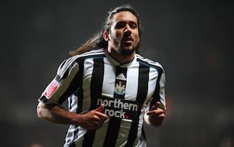 Jonas Gutierrez, Newcastle United.