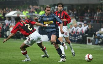 Inter - Milan UEFA Champions League 2004 2005
