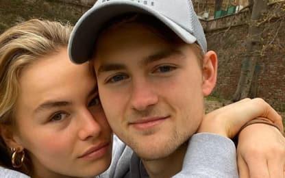 De Ligt lascia Torino: è in Olanda con la compagna