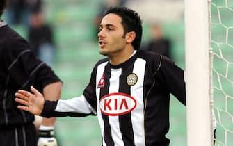 stefano raccamari/lapresse23-01-2005 udinesport calcioudinese reggina campionato serie a 2004-2005nella foto:di michele