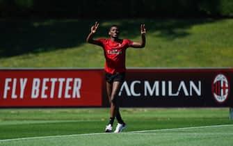Serie A, primo giorno di allenamenti individuali per l'AC Milan