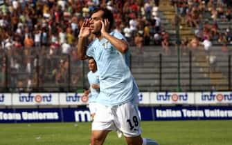 Cagliari v Lazio - Campionato TIM Serie A 2007 2008