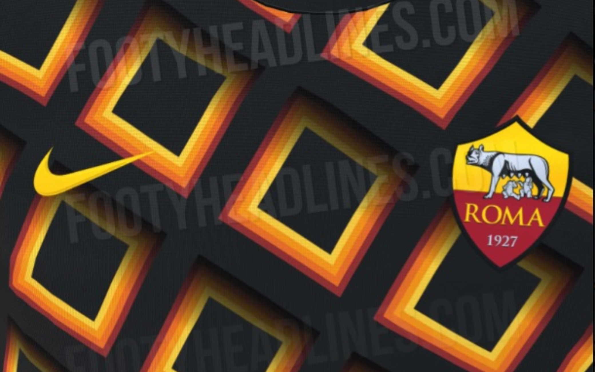 Indipendentemente Fai un esperimento regione  Roma, la nuova maglia pre partita 2020 2021: le anticipazioni | Sky Sport