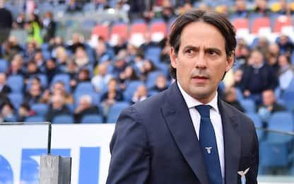 """Lazio, Inzaghi: """"Lotta scudetto, saremo pronti"""""""