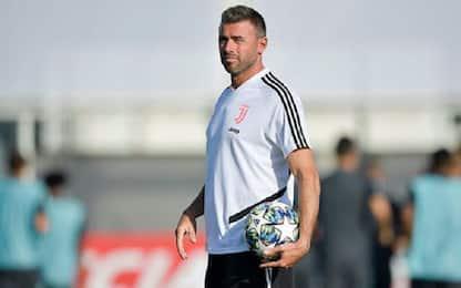 """Barzagli lascia lo staff Juve: """"Scelta di vita"""""""