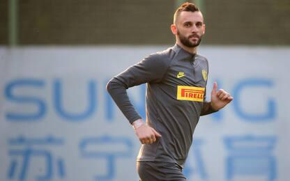 Inter, anche Brozovic ko: il croato salta la Samp