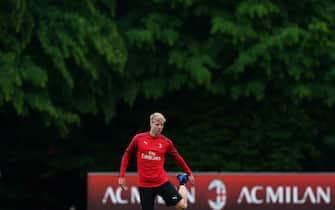 AC Milan, giornata di allenamenti individuali per i rossoneri a Milanello