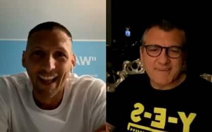 """Materazzi: """"Ecco cosa ci ha detto Mou al Camp Nou"""""""