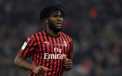 Milan, rientra Kessié: tutti i giocatori in Italia