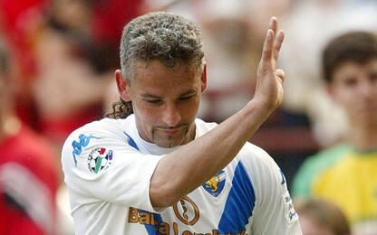 L'ultima di Baggio: 16 anni fa l'addio al calcio