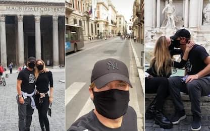 """Totti fa il turista nella sua Roma: """"Finalmente!"""""""