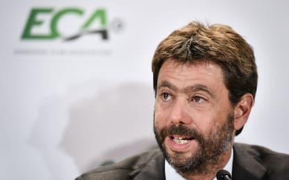 "Agnelli: ""Ok decisioni Uefa, spero tornino tifosi"""