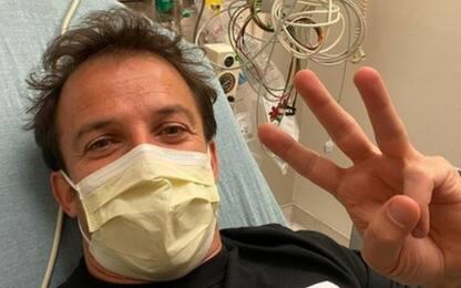 """Del Piero a casa dopo la colica renale: """"Sto bene"""""""