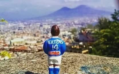 Gol e amore: la storia di 'Ciro' Mertens e Napoli