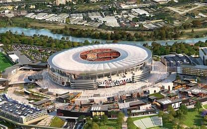 Stadio Roma, arriva nulla osta dopo due diligence