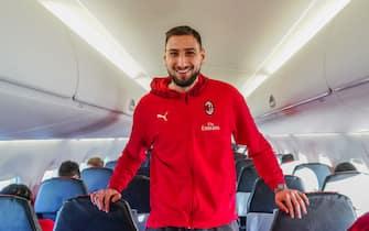 AC Milan, il viaggio per la trasferta con la Fiorentina