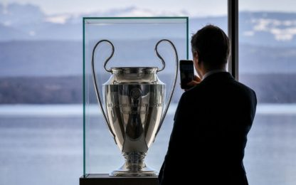 Champions League, ipotesi Final Four in Germania