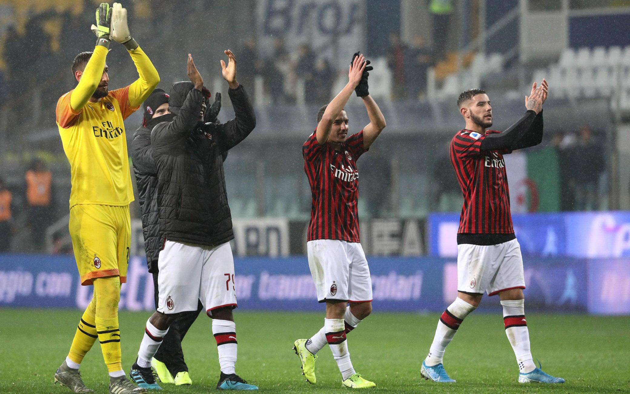 Milan: si riparte dalla Coppa Italia, poi c'è il Lecce