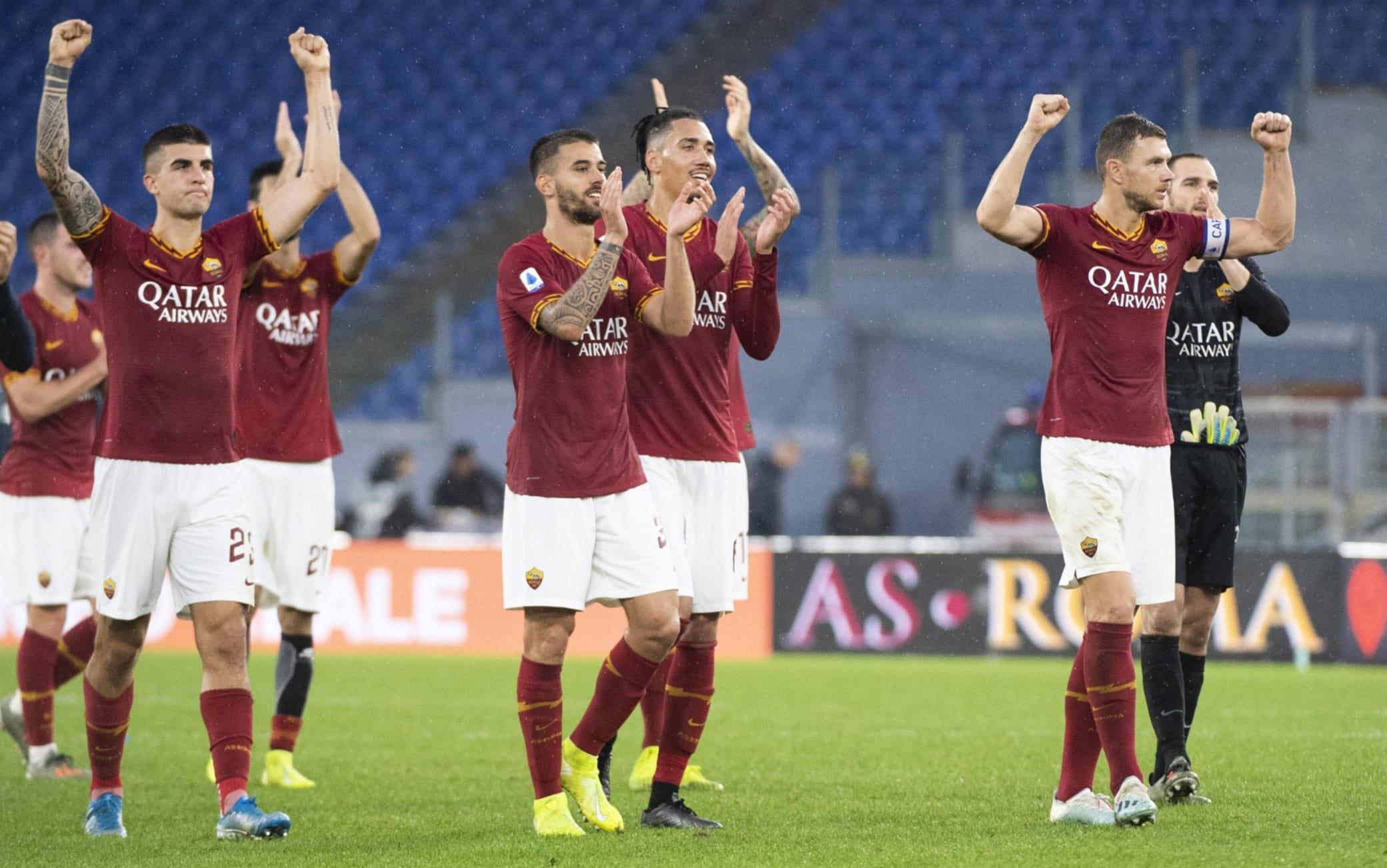 Roma: subito la Sampdoria, poi c'è il Milan