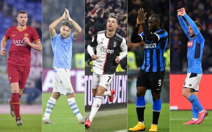 Rush finale, chi fa più gol nelle ultime giornate?