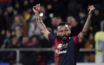 Cagliari vs Roma - Serie A TIM 2019/2020