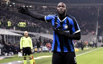 Inter vs Cagliari - Coppa Italia 2019-2020