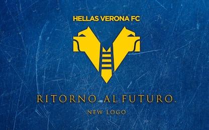 Hellas Verona, nuovo logo dal 1° luglio 2020. FOTO