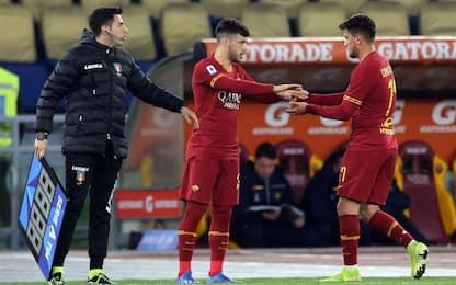 Roma, Perez sorpassa Under. Aspettando Zaniolo