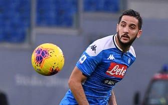 Roma vs Napoli - Serie A TIM 2019/2020